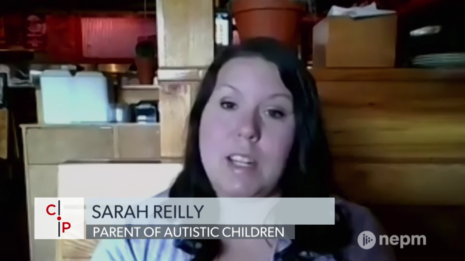 WATCH: Western Mass. mom Sarah Reilly shares how remote learning is challenging for parents of children on the autism spectrum.