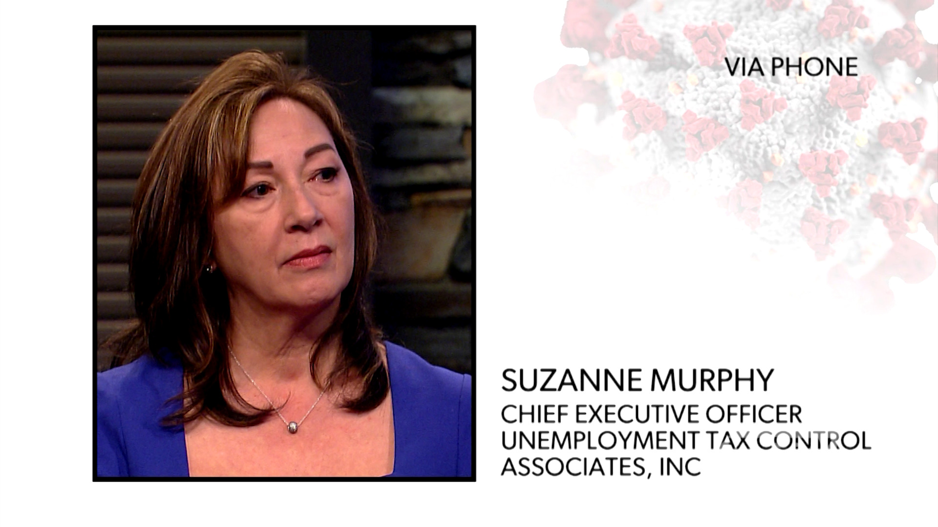 WATCH: Suzanne Murphy weighs in on the rapidly rising unemployment rate and Bernie Sanders exiting the race for the 2020 Democratic Nomination.