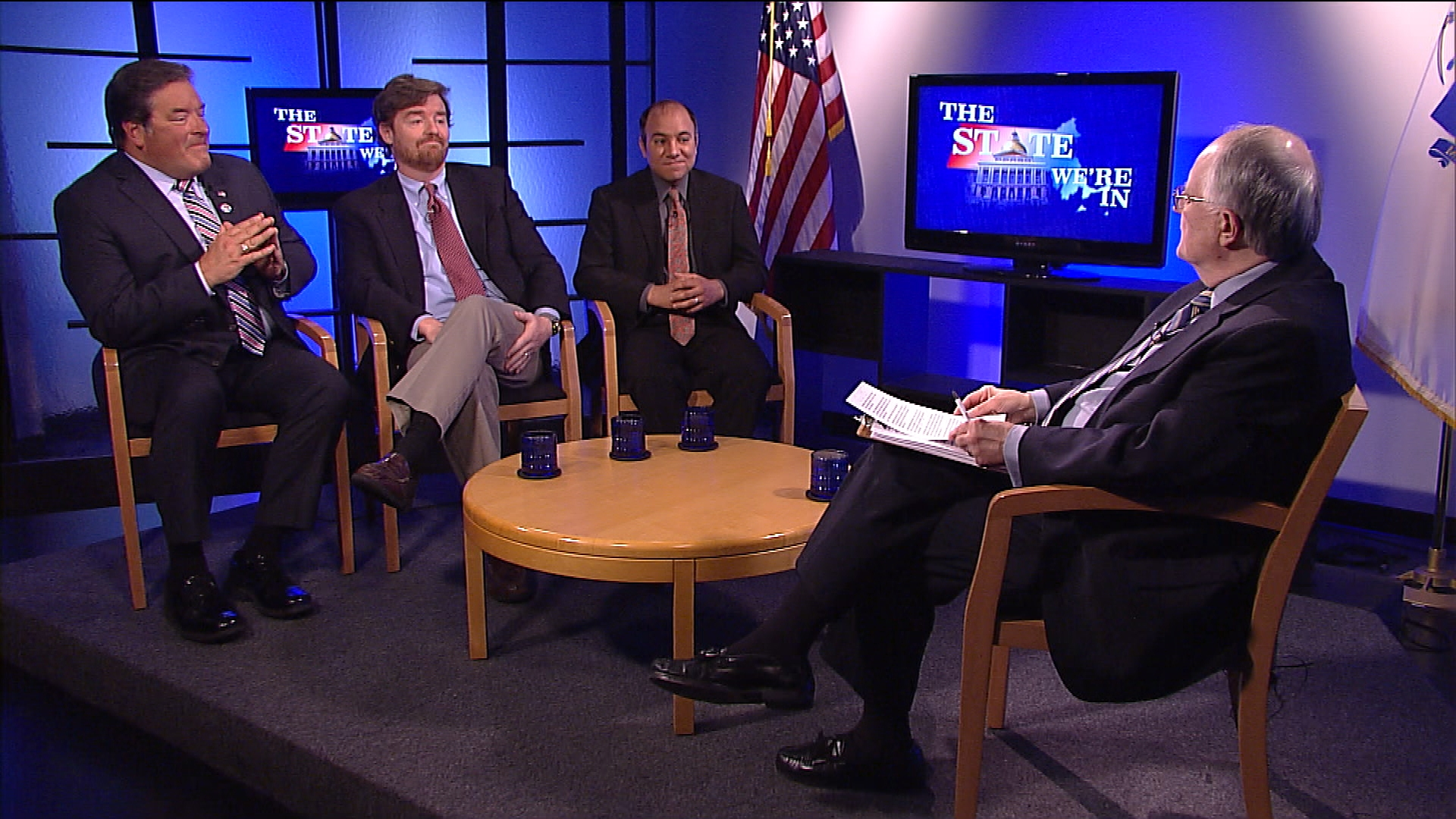 Political consultant Tony Cignoli, Prof. Jerold Duquette, & Rob Rizzuto discuss the national political scene, including the Comey firing and Trump's budget.