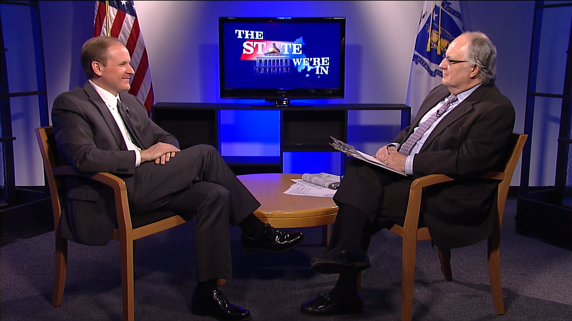 Rep. Todd Smola discusses the House version of the Fiscal Year 2017 Massachusetts state budget up for debate this coming week.