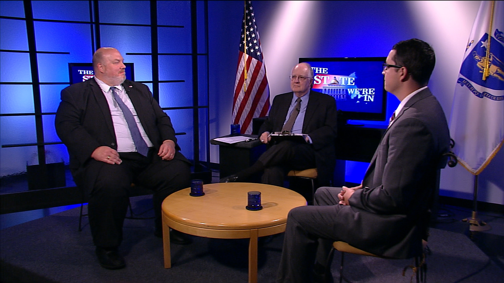 State Senator Don Humason and his challenger, J.P. Parker-O'Grady debate the key issues in their 2nd Hampden-Hampshire State Senate District race.