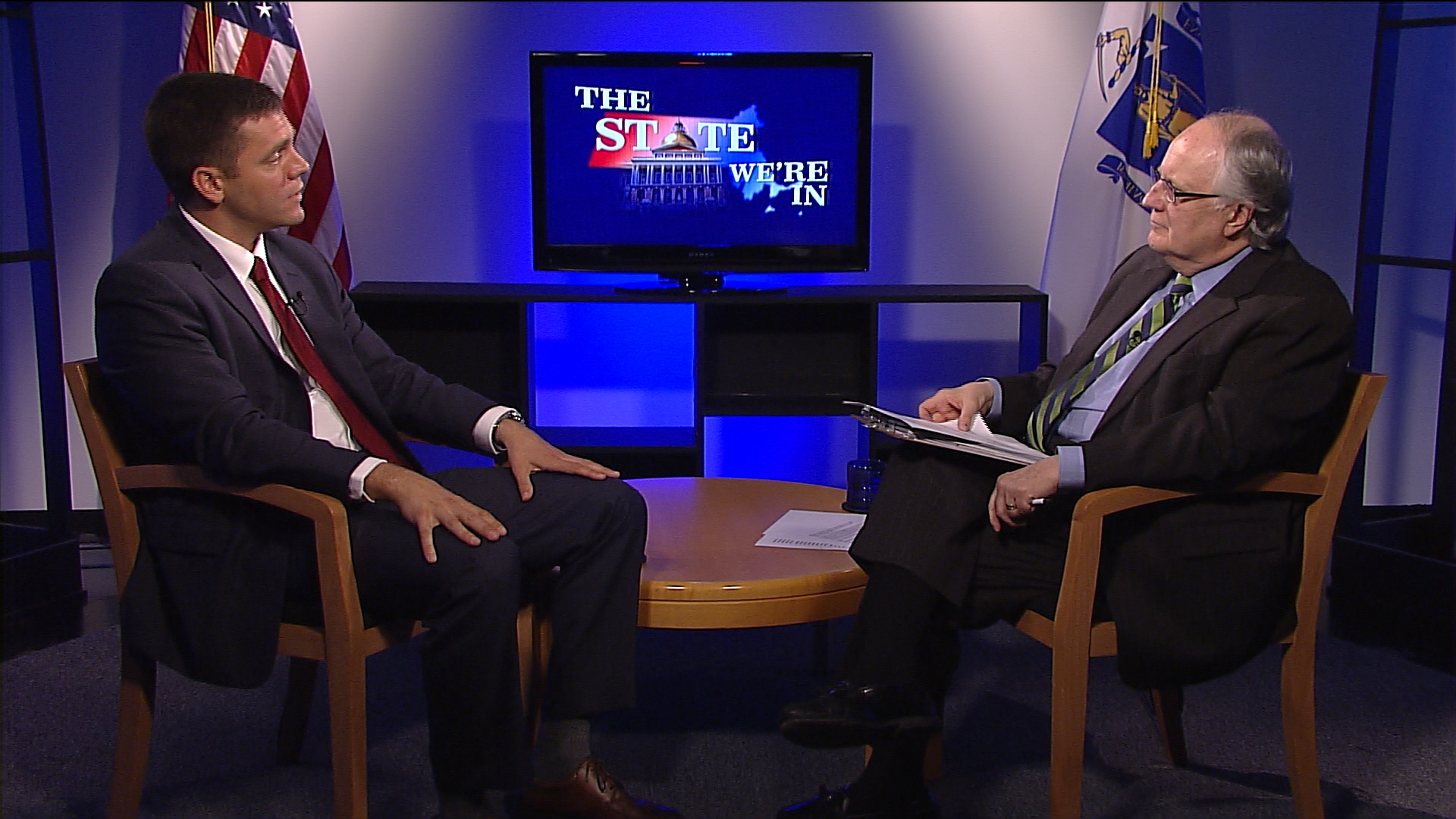 """Rep. John Velis discusses the Senate's 2017 state budget, his vote against the proposed """"Millionaire's Tax"""" and his views on the proposed Energy Bill."""