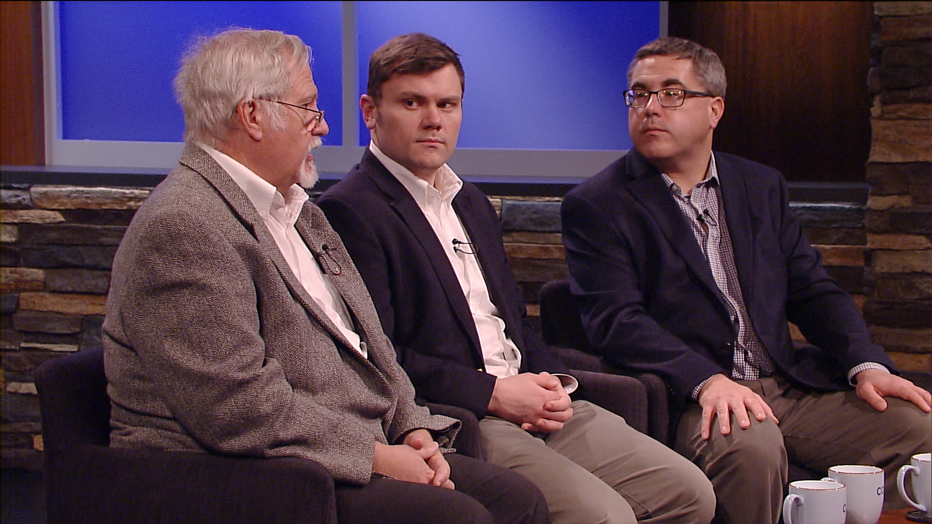"""End of 2019 Legislative Agenda Roundtable on """"Connecting Point"""""""