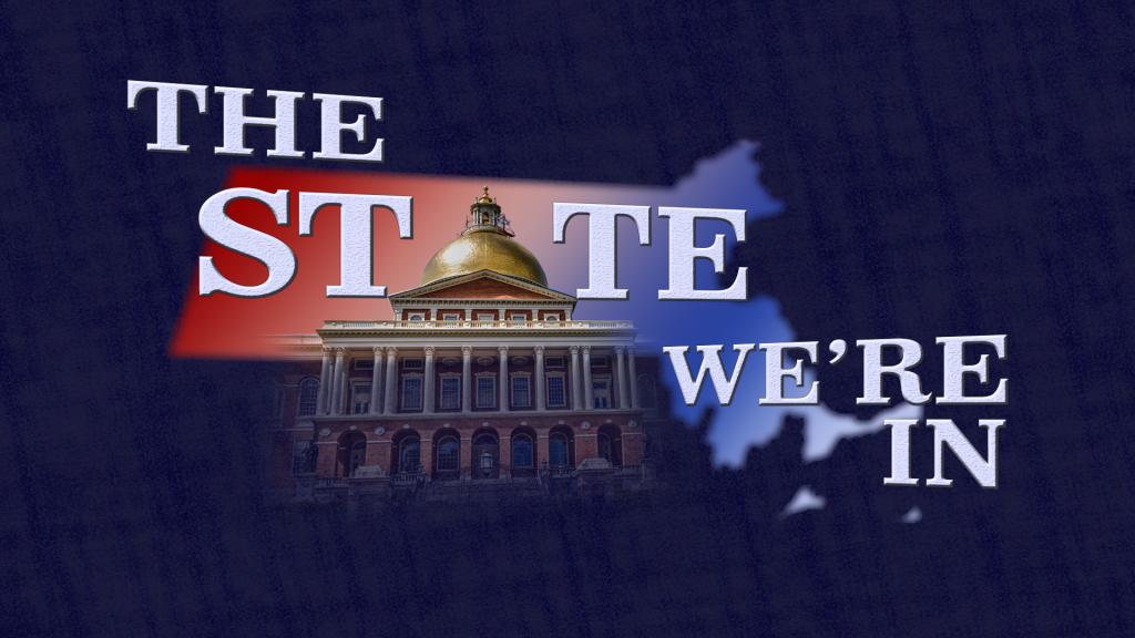 The State We're In Logo