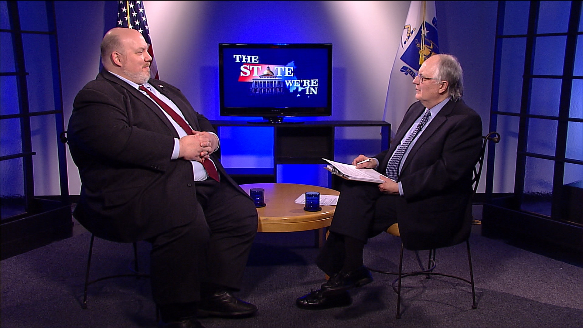 State Sen. Don Humason discusses his vote against the legislative pay increase and the upcoming 2018 State Budget debate in the Massachusetts State Senate.