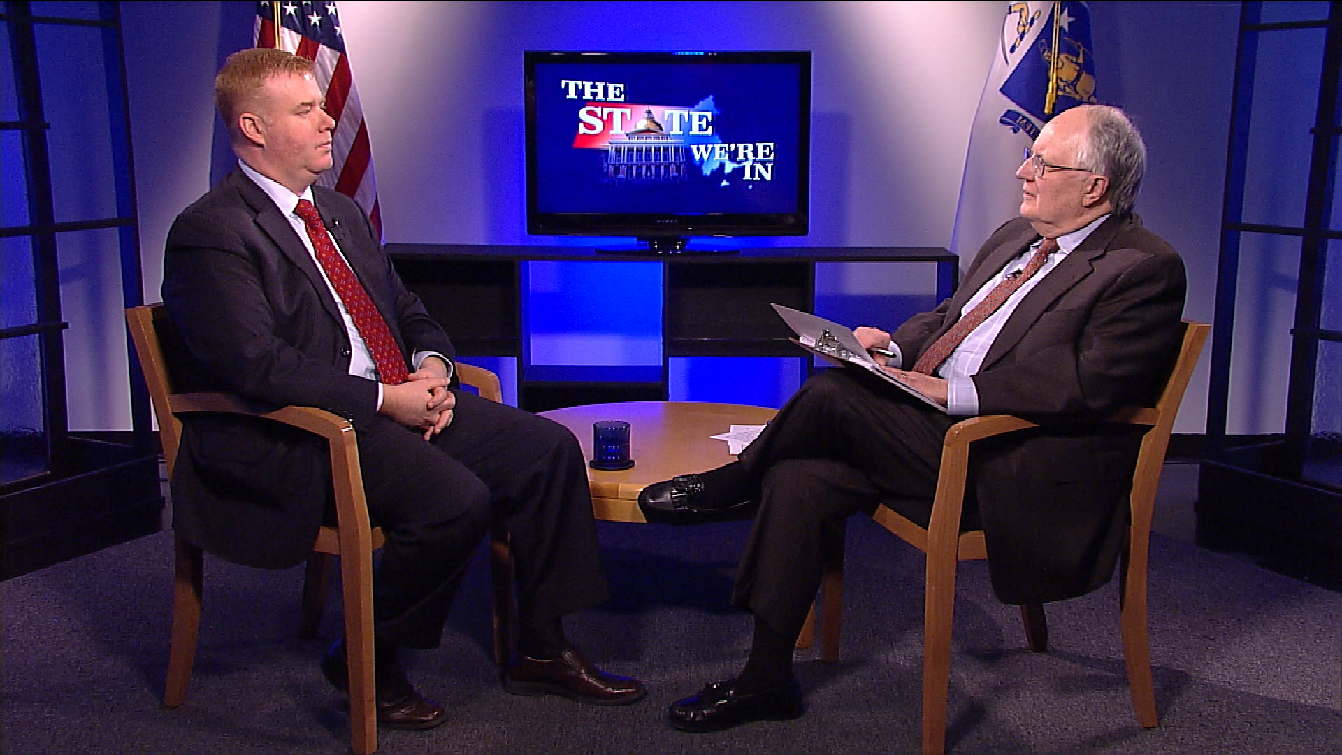 State Sen. Jim Welch discusses the coming 2018 Massachusetts State Budget debate and the likelihood of additional state taxes in 2017.