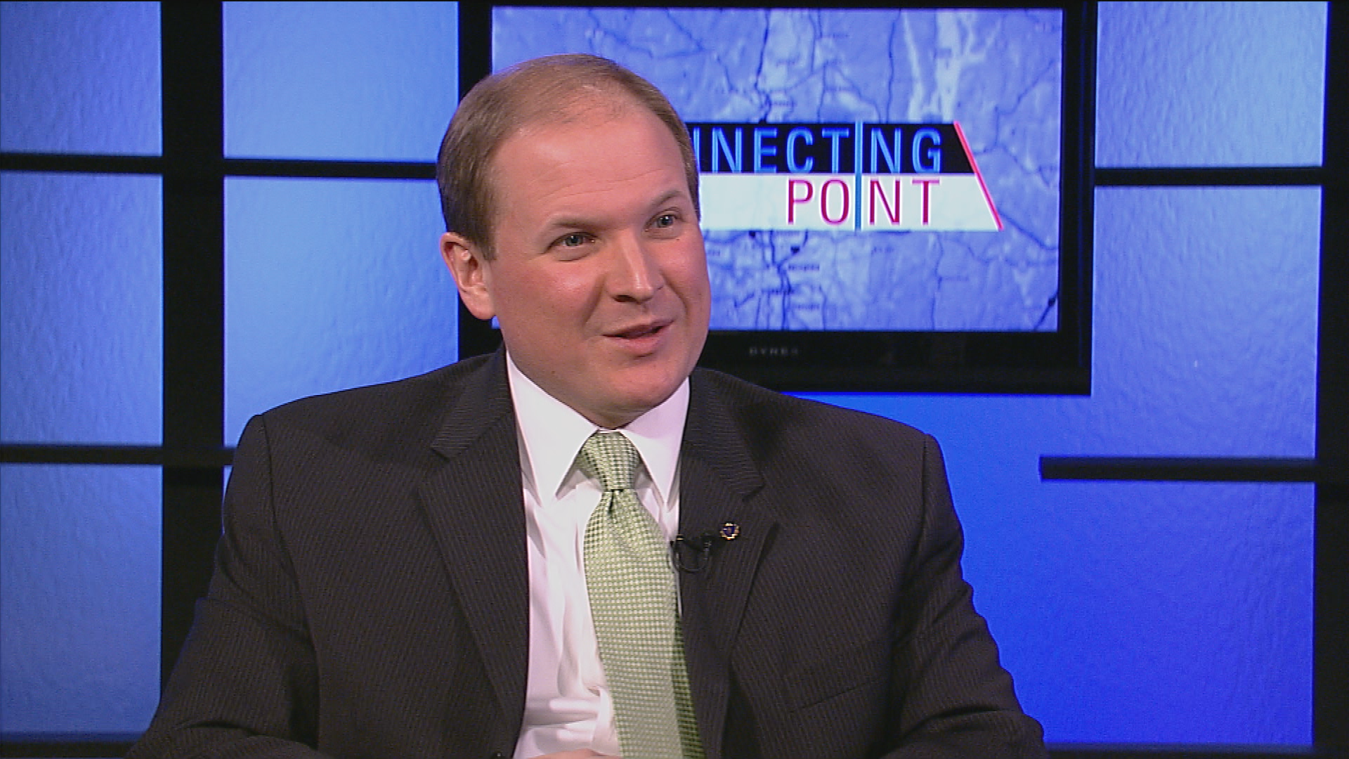 """Rep. Todd Smola discusses the Massachusetts State budget on """"The State We're In."""""""