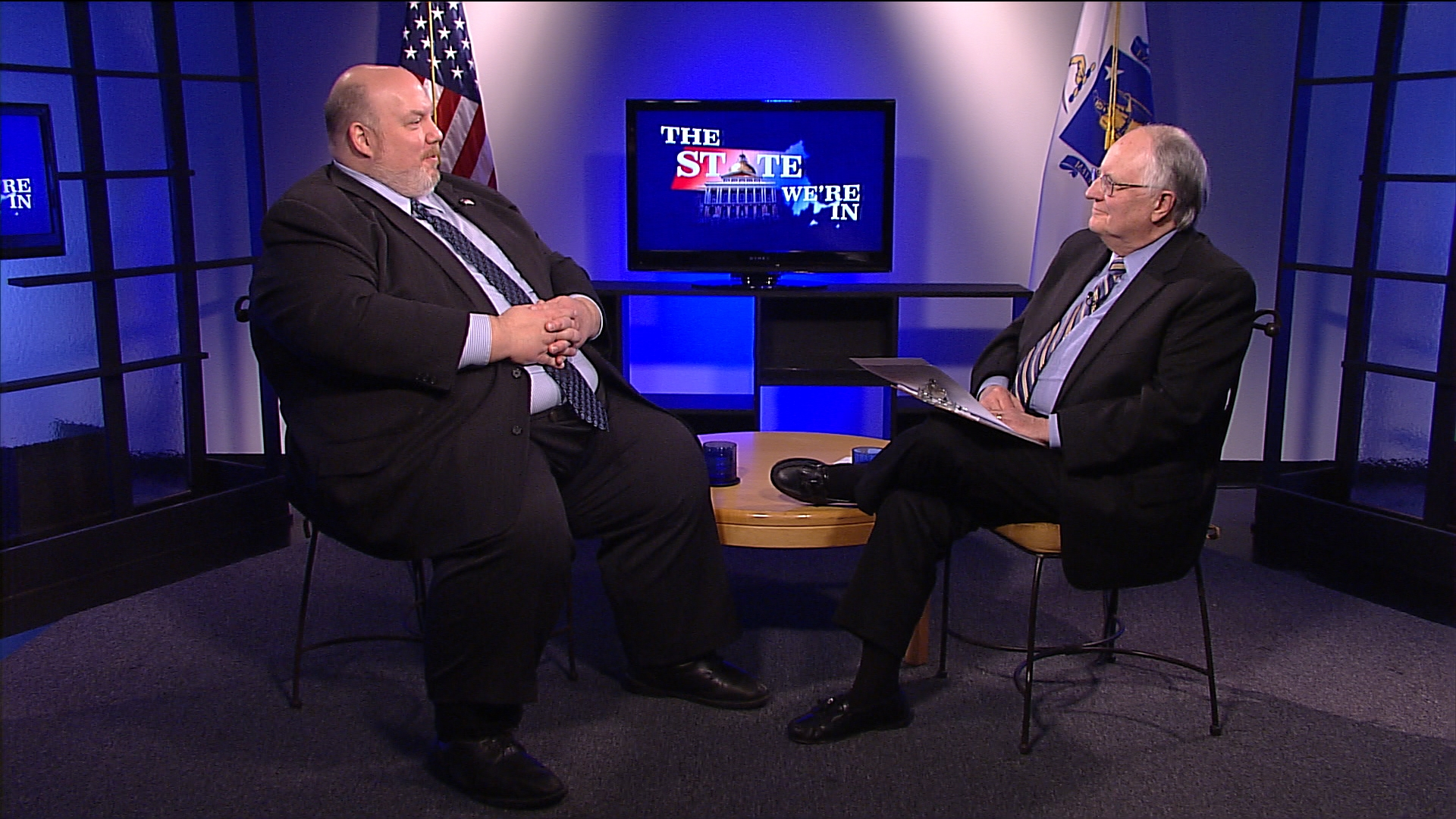 State Senator Don Humason (D-Westfield) discusses the 2017 Legislative Session, including possible action on charter schools & legalized marijuana.