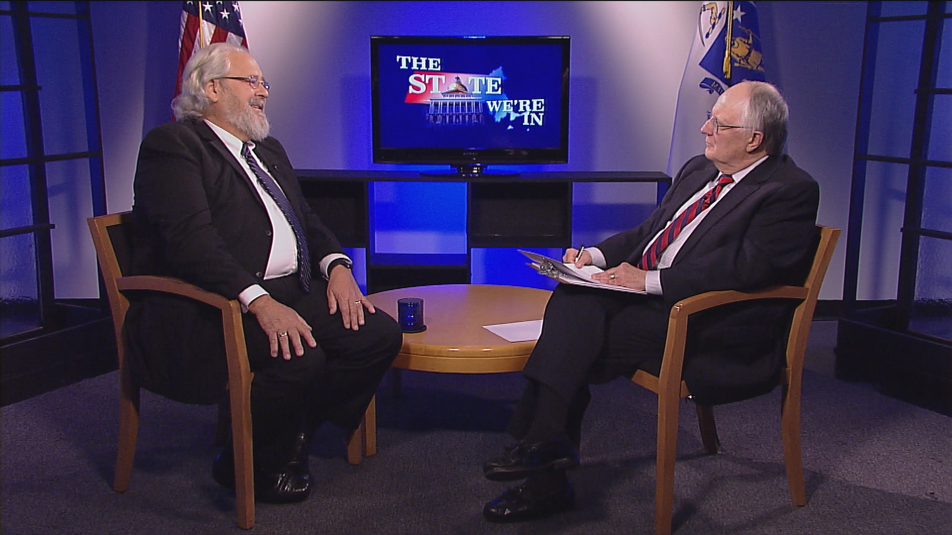 The State We're In: U.S.-International Relations with Vincent Ferraro