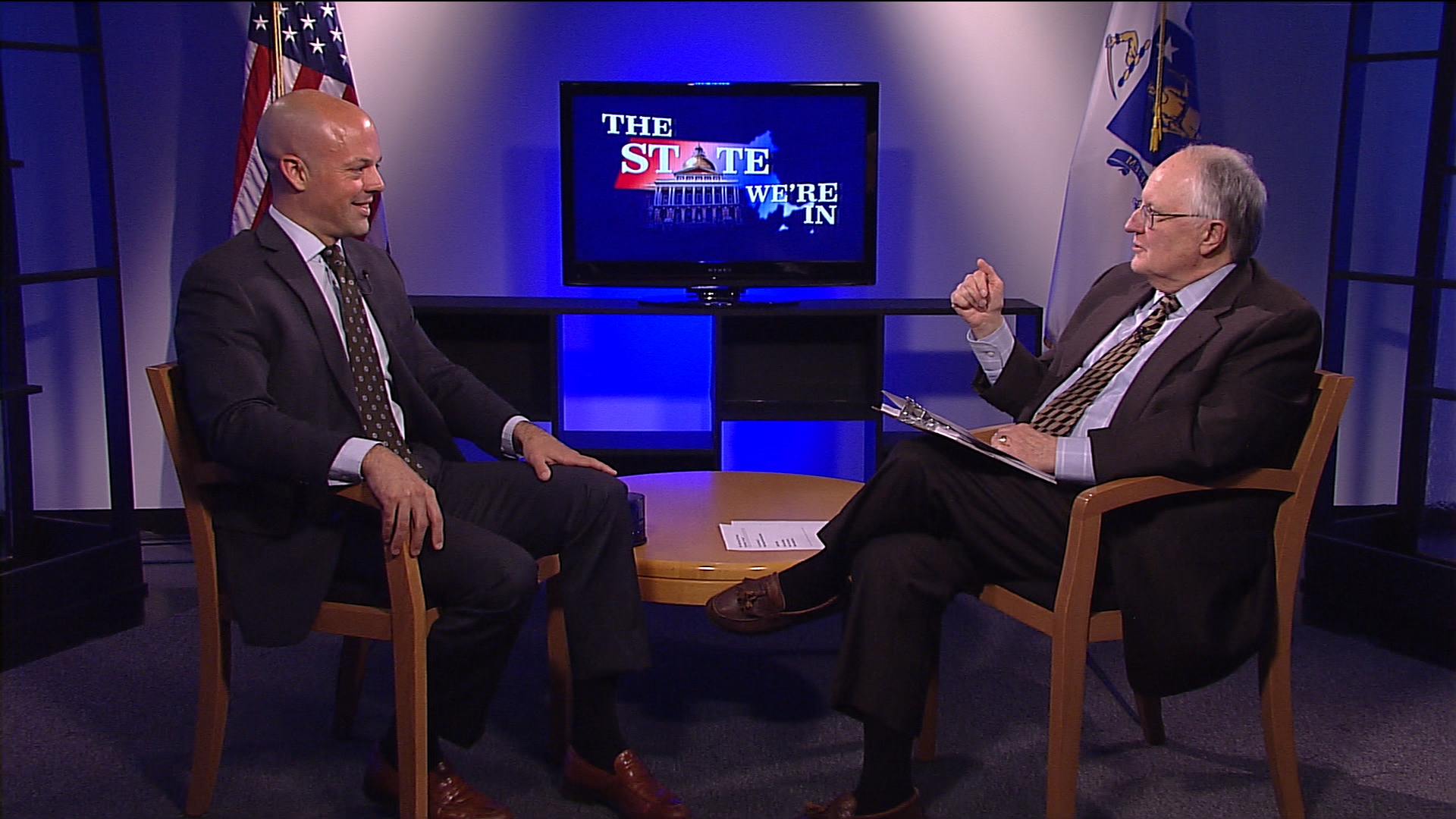 The State We're In: Sen. Adam Hinds on the State Budget