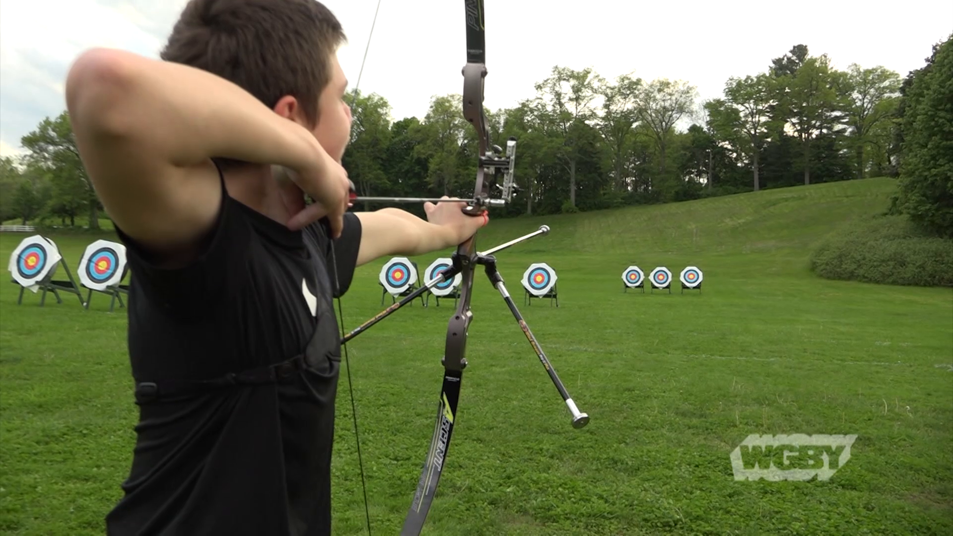 Visit the Sattva Center for Archery Training in Florence, MA where they train people in the ancient sport, skill, and art of archery.