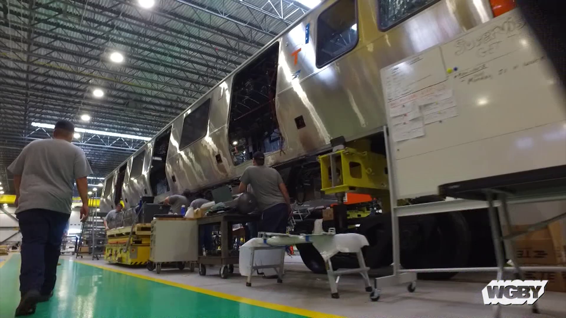 China Railway Rolling Stock Corp. provided manufacturing jobs in Springfield, but the future of the company is uncertain thanks to the trade war with China.