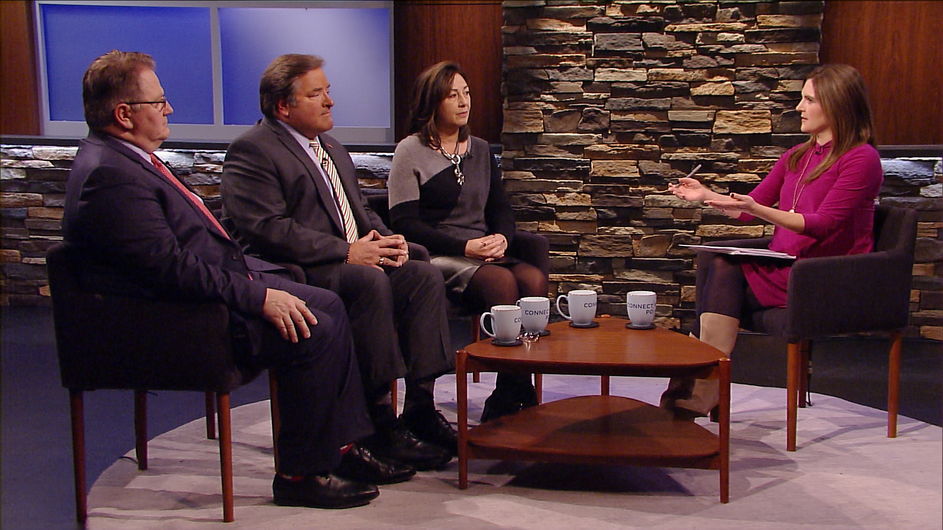 Anthony Cignoli, Jim Polito, & Suzanne Murphy discuss the week's political hot topics, including East-West rail, potential ACA changes, and more.