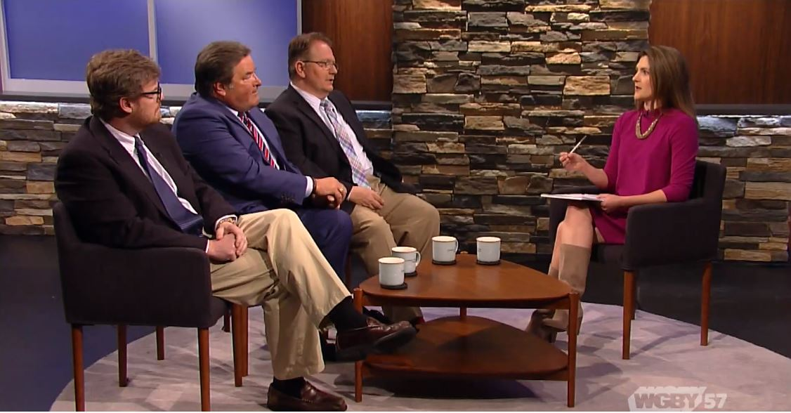 """Massachusetts State Sen. Stanley Rosenberg resigned in the wake of an ethics probe into sexual misconduct allegations against his husband. Political experts Jim Polito, Jerold Duquette, and Tony Cignoli discuss the demise of the powerful Amherst, MA Democrat's career on """"The State We're In."""""""