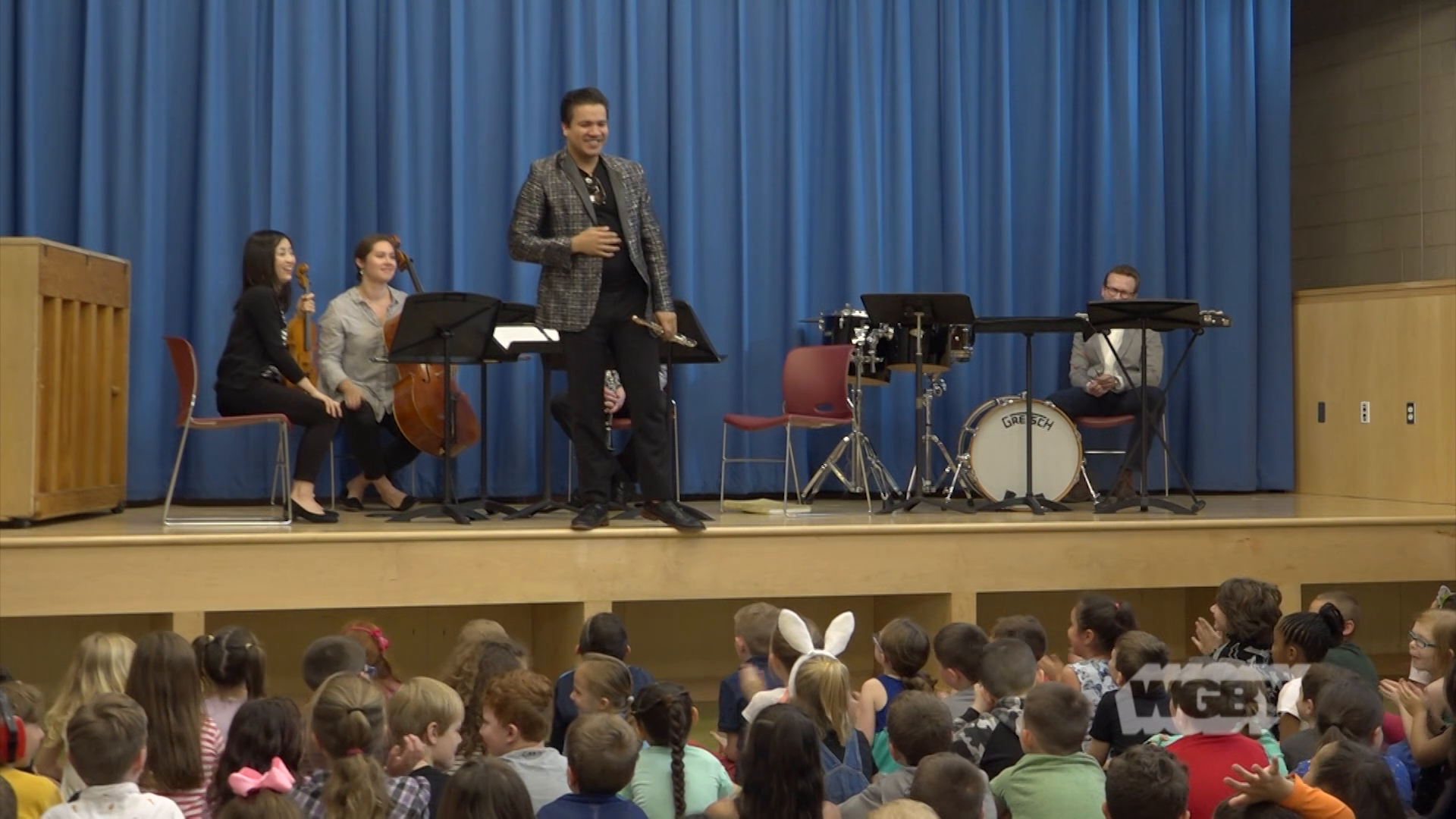 "International musicians performing in The Victory Players' ""El Puerto Rico, The Rich Port 2"" are hosting student workshops at western Mass schools."