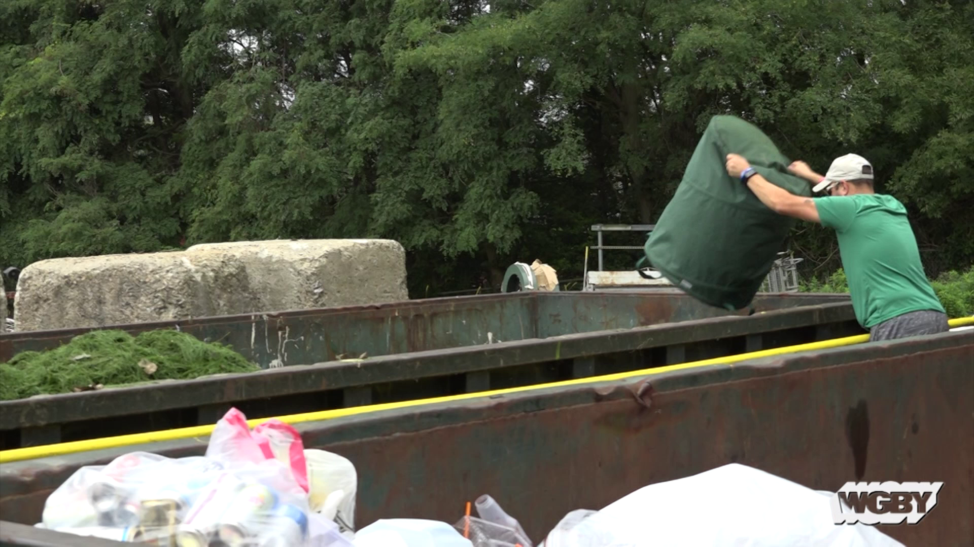 Trash Collection in Pittsfield