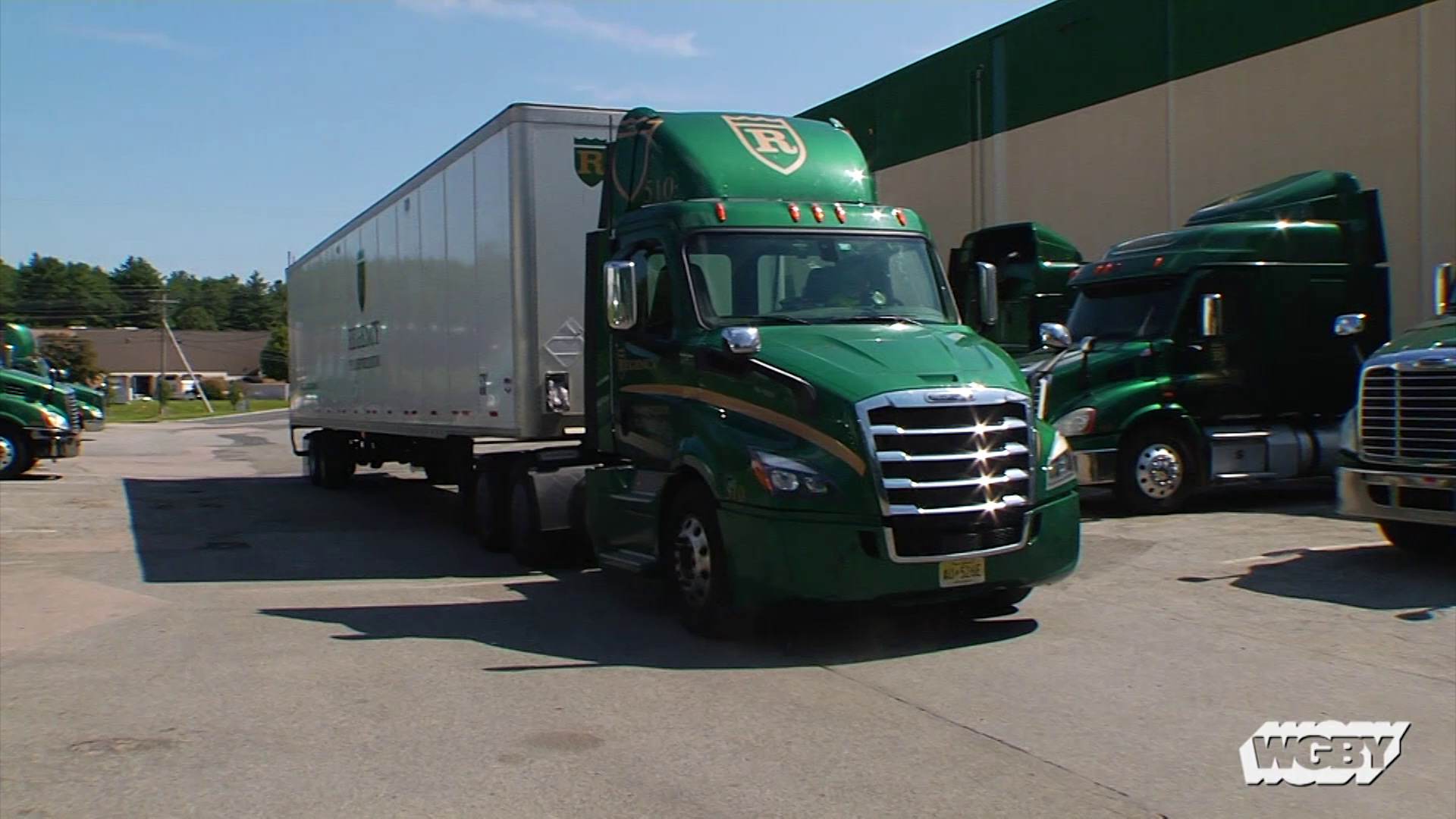 The United States is currenrtly facing a truck driver shortage that could affect the products and services we rely on each day.
