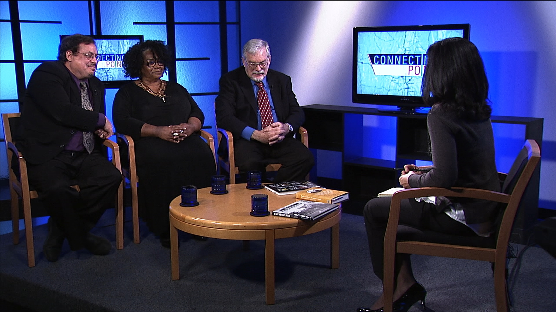Director of Springfield Museums LuJuana Hood, Former Director Joe Carvalho, and Republican Executive Editor Wayne Phaneuf discuss the history of slavery & the Underground Railroad in Western Mass on Connecting Point