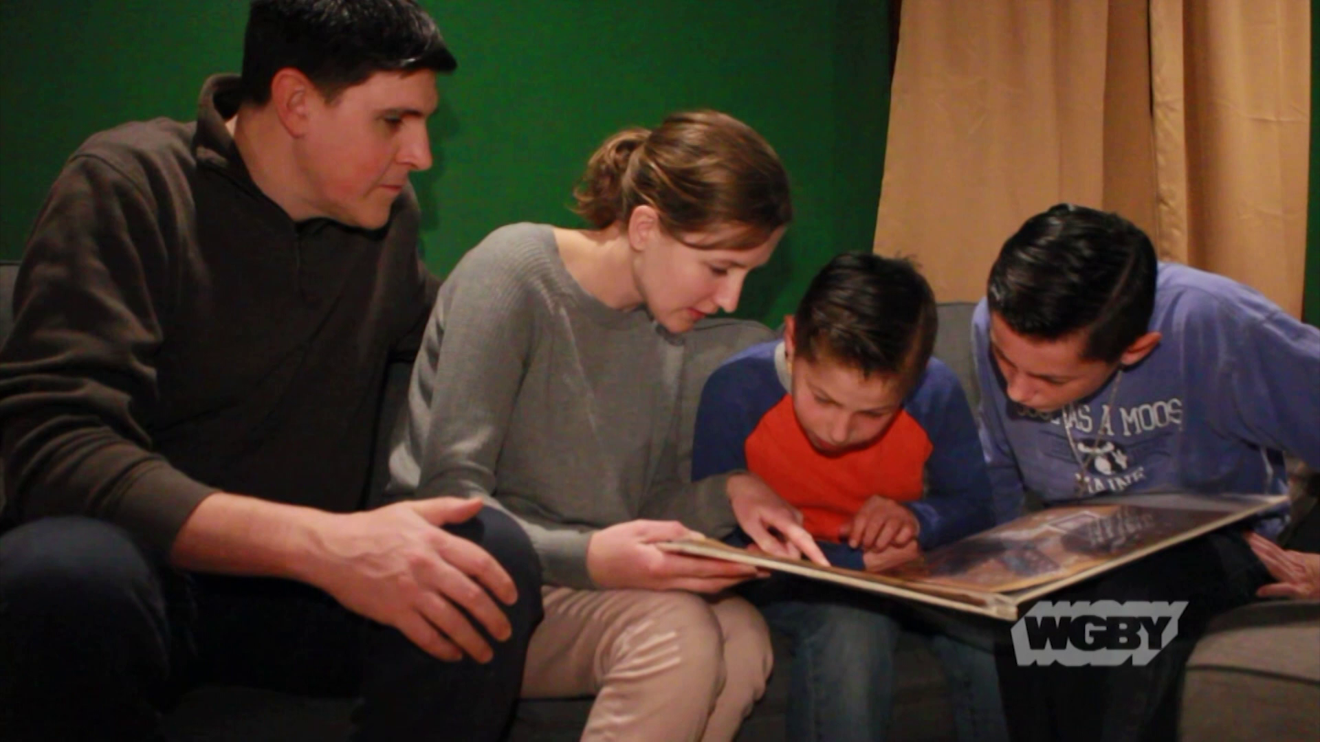 Western Mass parents Vanessa and Clay share their adoption journey, and how adopting their sons on National Adoption Day changed their lives.
