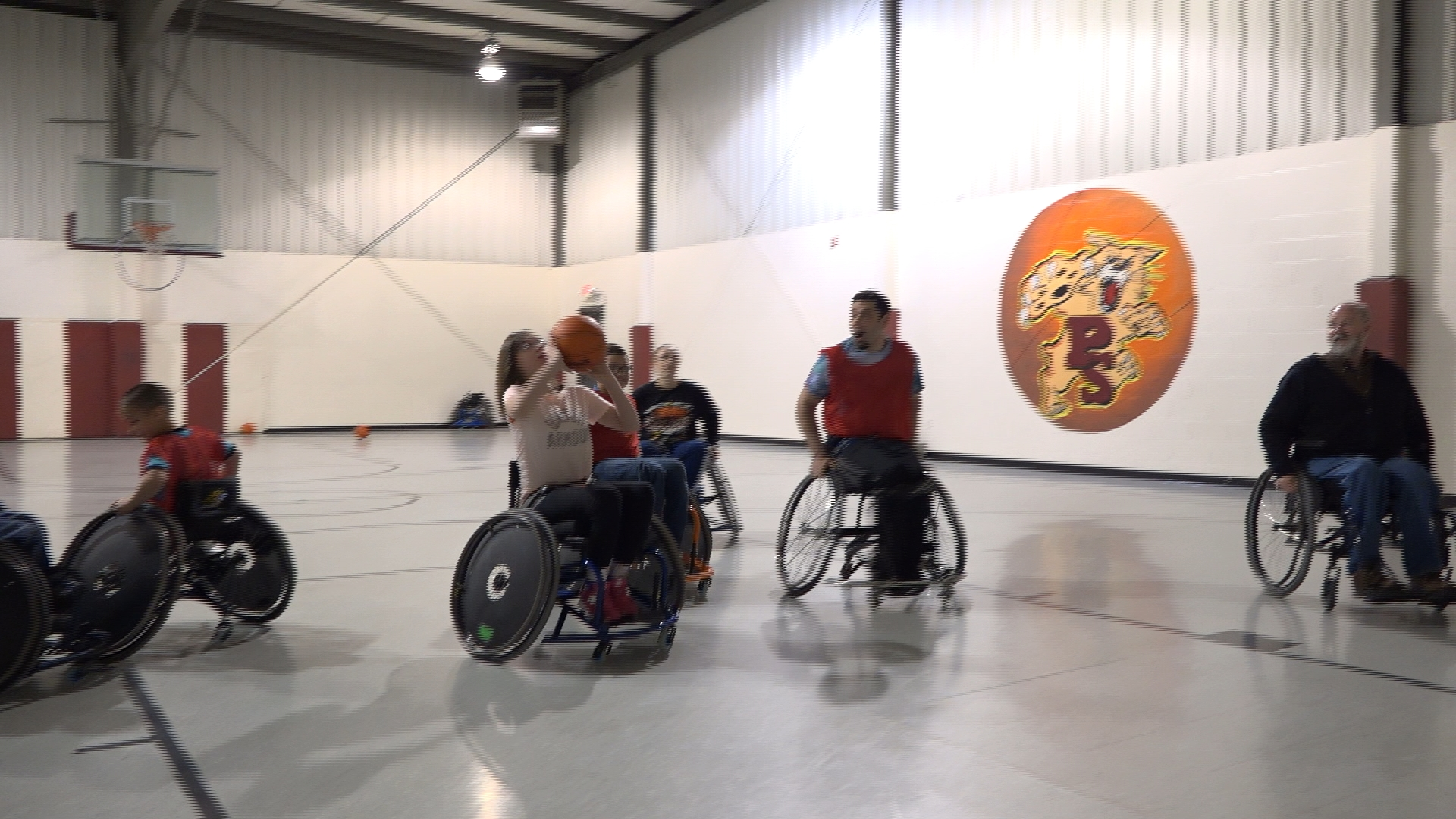 Connecting Point visits the CHD Wheelchair Basketball Clinic to learn how one inspiring volunteer coach is changing lives.