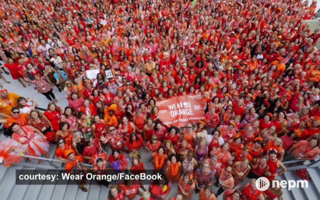 Wear Orange Easthampton Raises Gun Violence Awareness