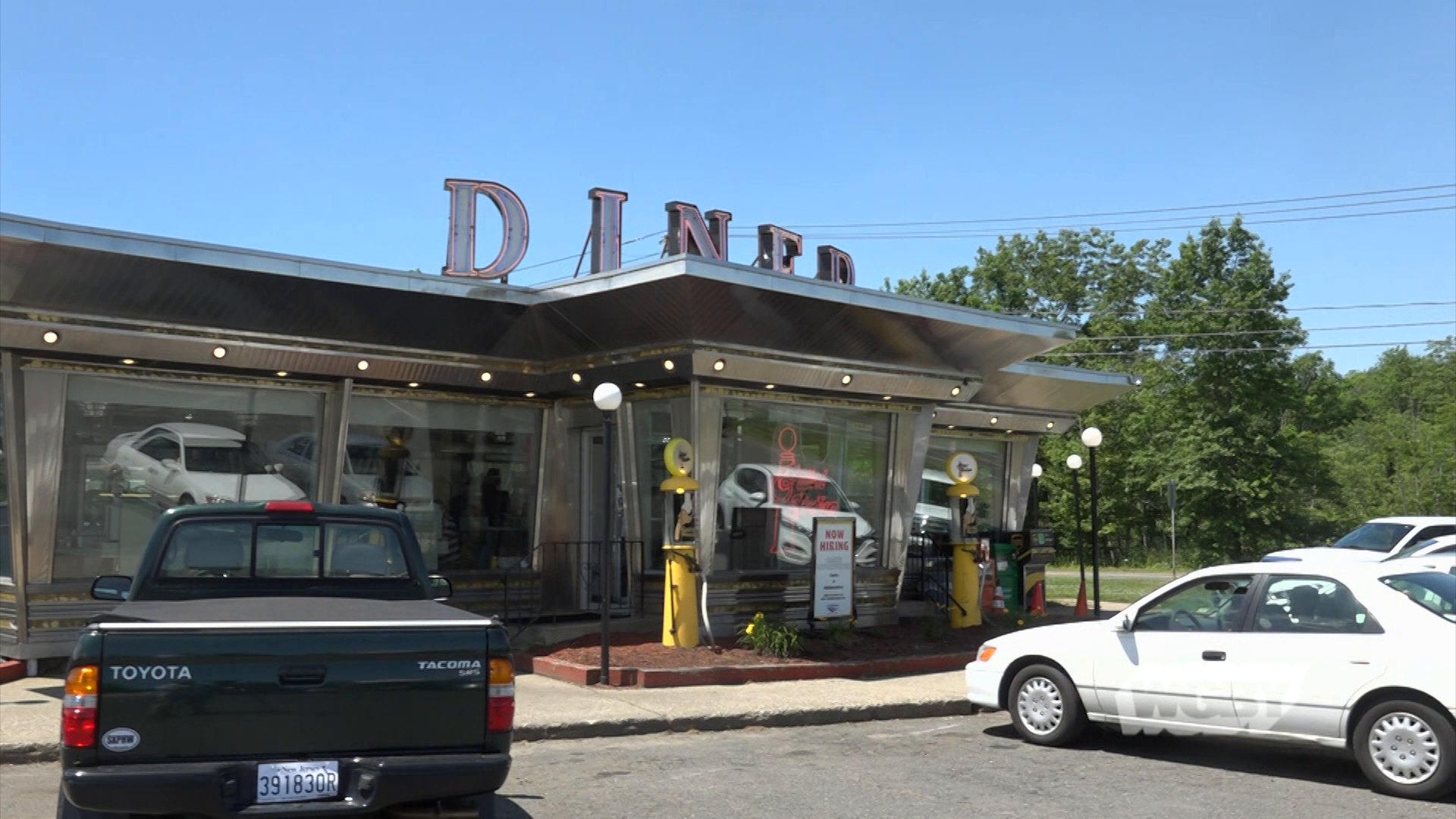 Brian Sullivan travels through Hampden and Franklin counties to find local western Mass diners and examine the legacy of this enduring piece of Americana.