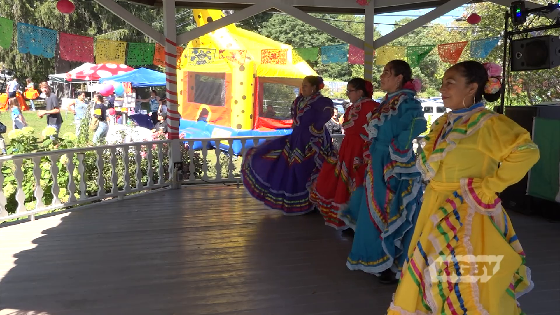 Visit western Mass Hispanic Heritage Month festivities in Holyoke, Amherst, and the Berkshires to see how local communities celebrated Hispanic culture.