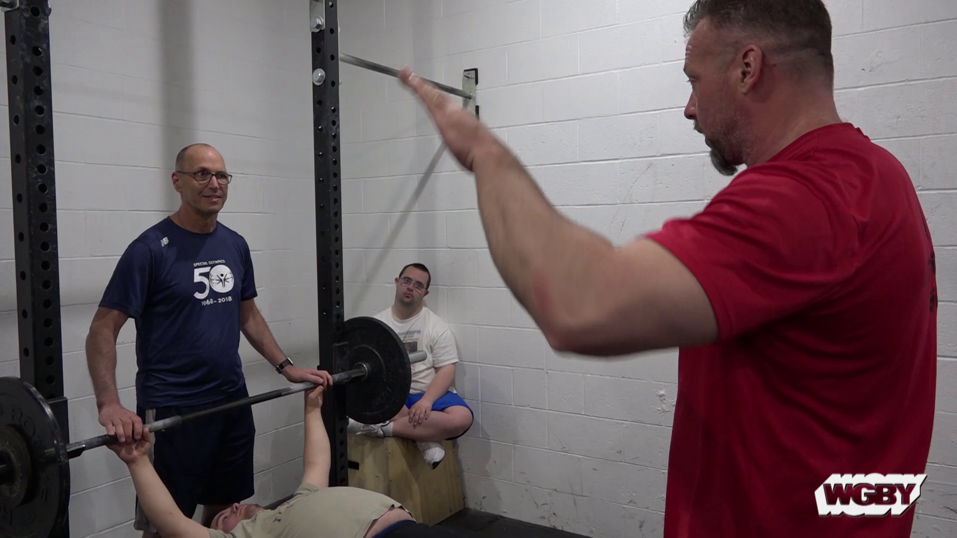 Visit East Longmeadow, MA's Power Clean Fitness, where the first ever western Mass Special Olympics Power Lifting team trains for the Massachusetts Special Olympics this June.