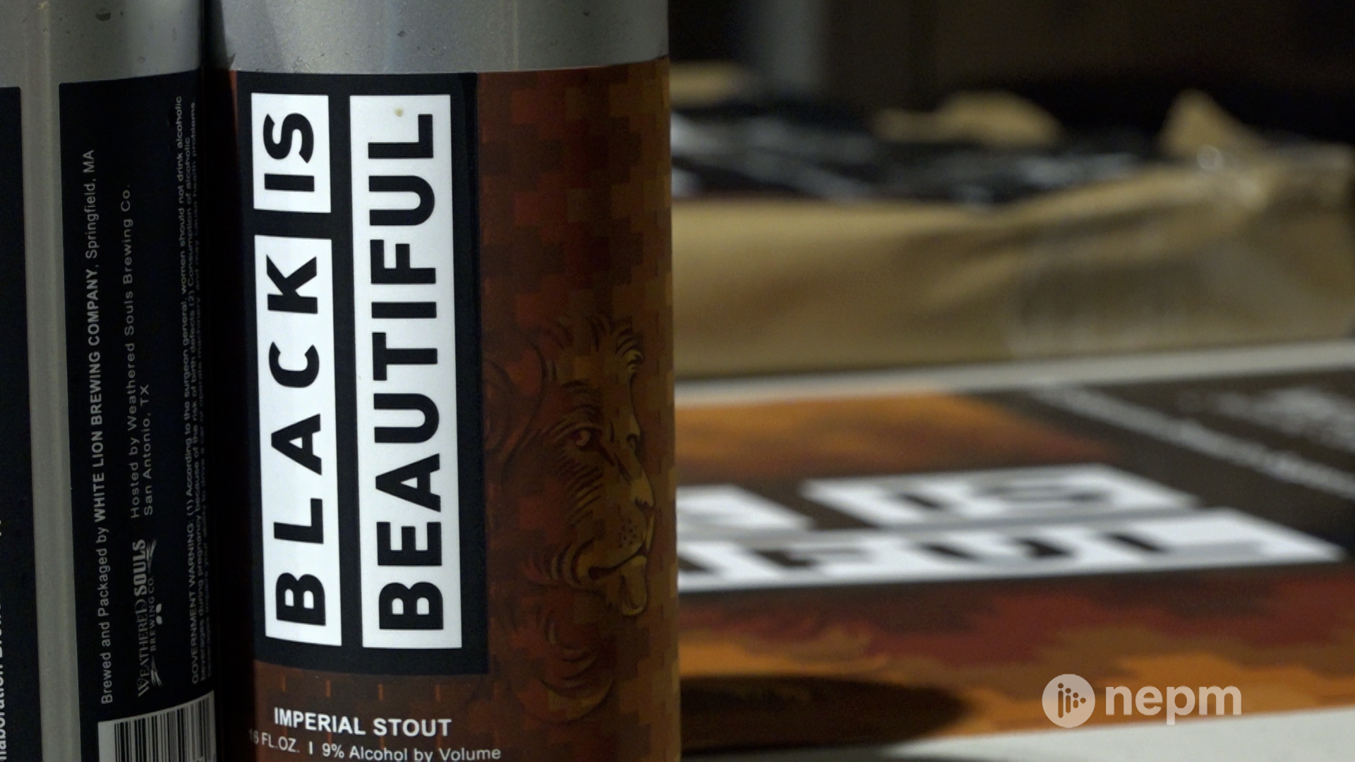 "Black-owned White Lion Brewery in is joining the ""Black is Beautiful"" campaign and creating a line of beer to raise funds for local social justice programs."