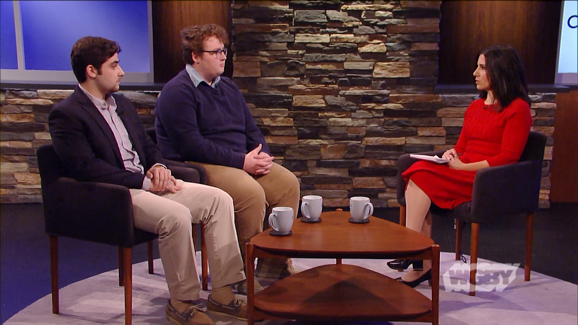 WATCH: UMass Democrats President Tim Ennis and UMass Republicans President Chad Cordani share what issues matter to young voters in 2020.