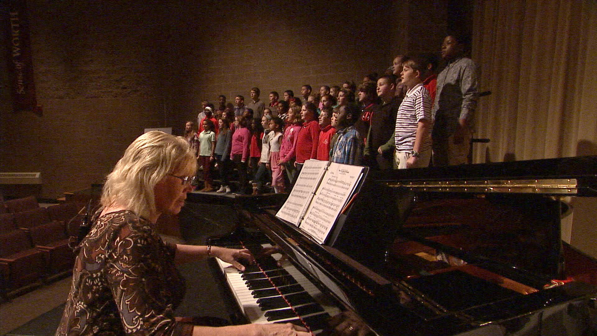 American Graduate: Kurn Hattin Homes Choir