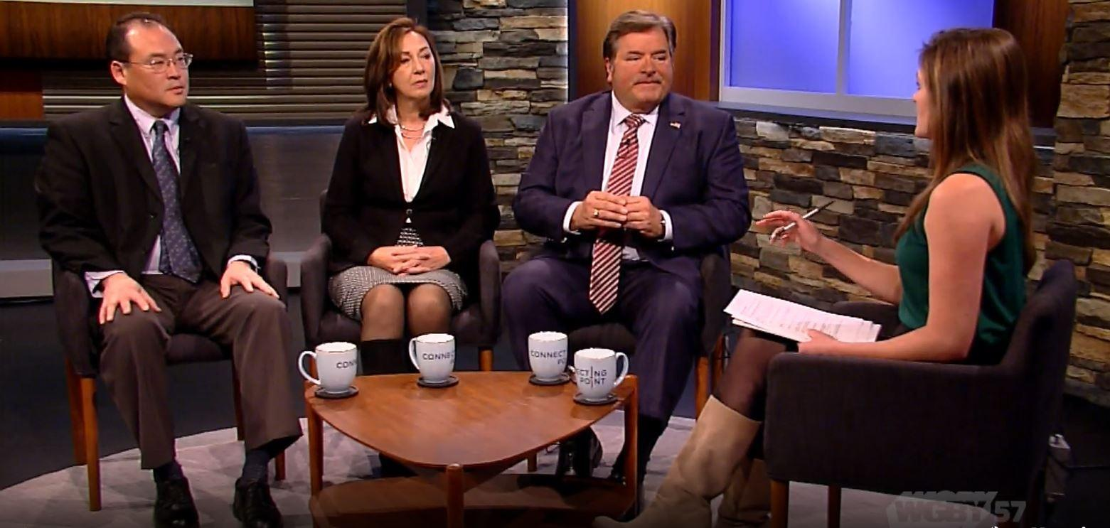 Carrie Saldo hosts a political roundtable on the week's biggest national stories, including Impeachment, a bombshell Afghanistan report, & USMCA trade deal.