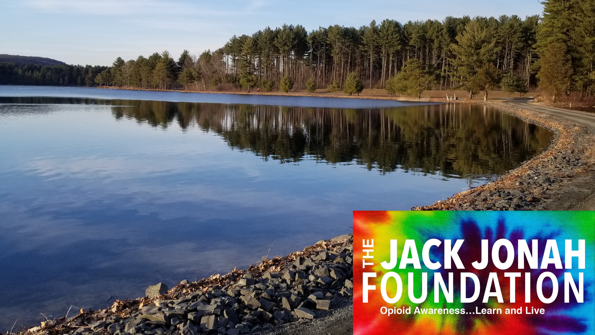 Jack's Walk at Ashley Reservoir Saturday, May 4, 2019