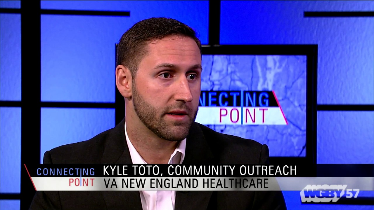 VA Healthcare Community Outreach Specialist Kyle Toto was in high school when 9/11 occurred, and it was the reason he chose to serve our country.