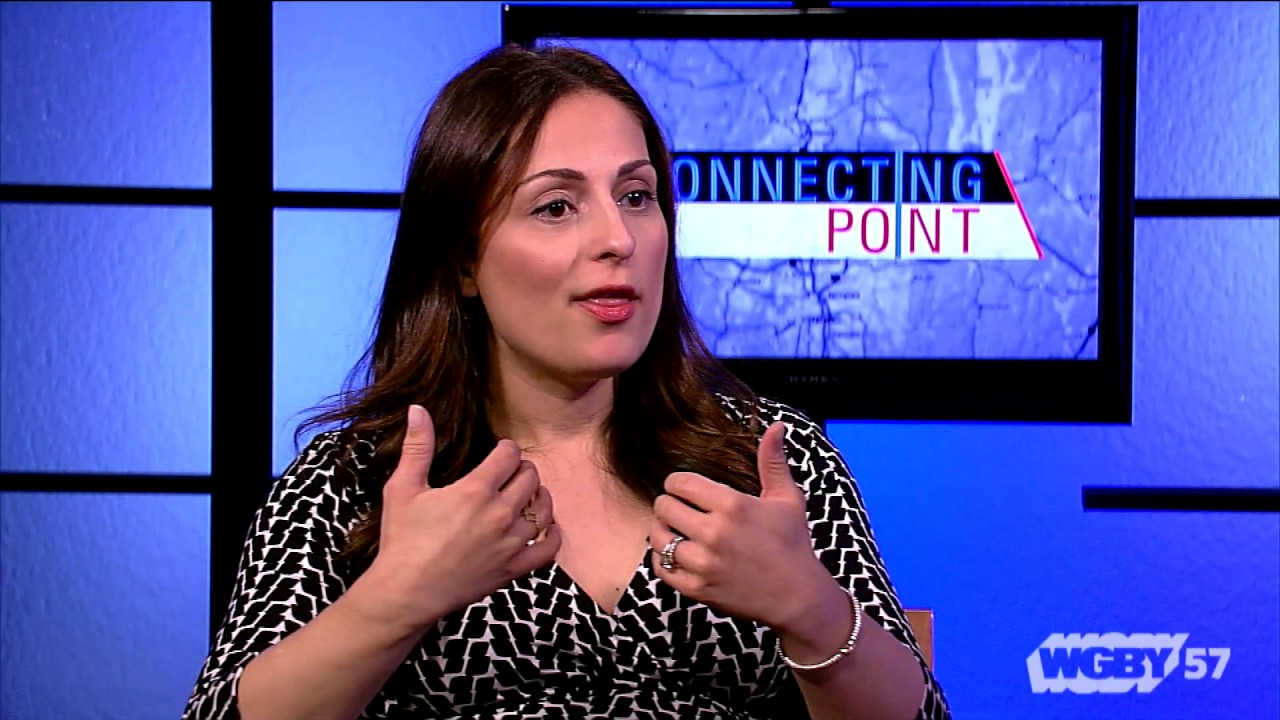 "Springfield Public Forum speaker Farnoosh Torabi discusses her Springfield Public Forum topic: ""Financial Strategies for Every Age."""