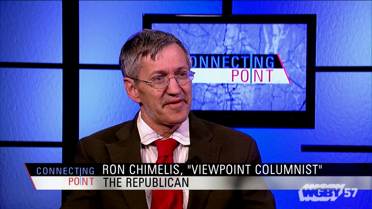 """MassLive/Republican's """"Viewpoint"""" columnist Ron Chimelis sits down to discuss issues in the news and matters he's covered in recent columns."""