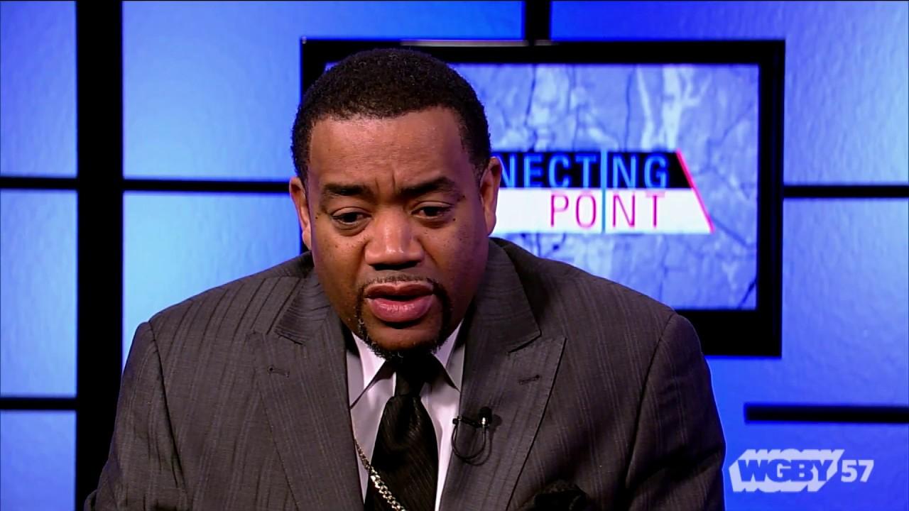 Springfield NAACP President Bishop Talbert Swan on Race in America