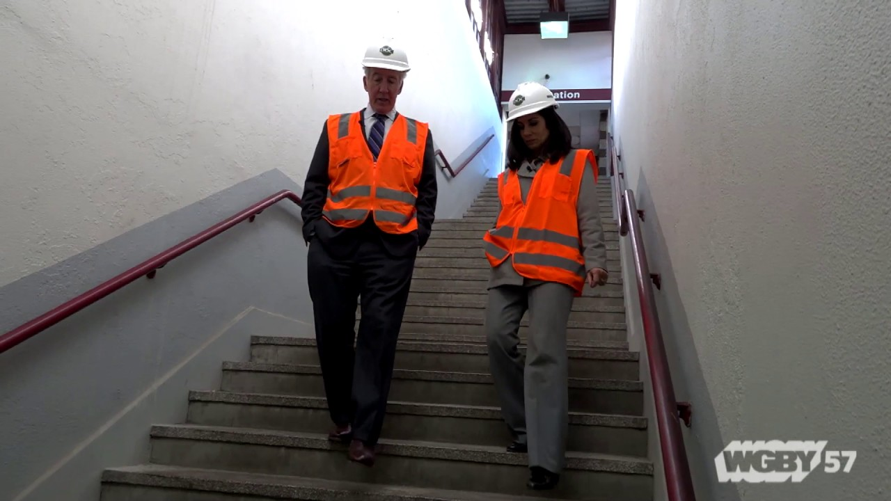 Union Station Tour with Rep. Richard Neal