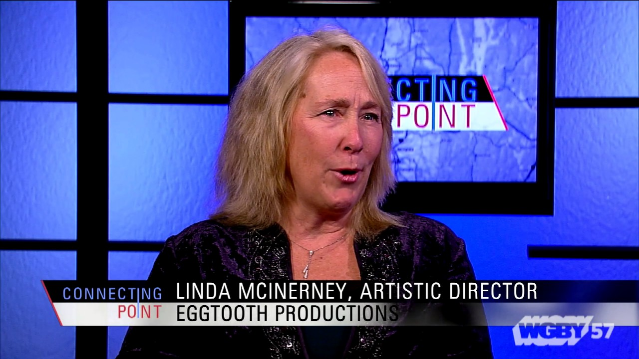Linda McInerney of Eggtooth Productions discusses the upcoming New Vaudeville Holiday Spectacular shows at the Shea Theater in Turners Falls, MA.