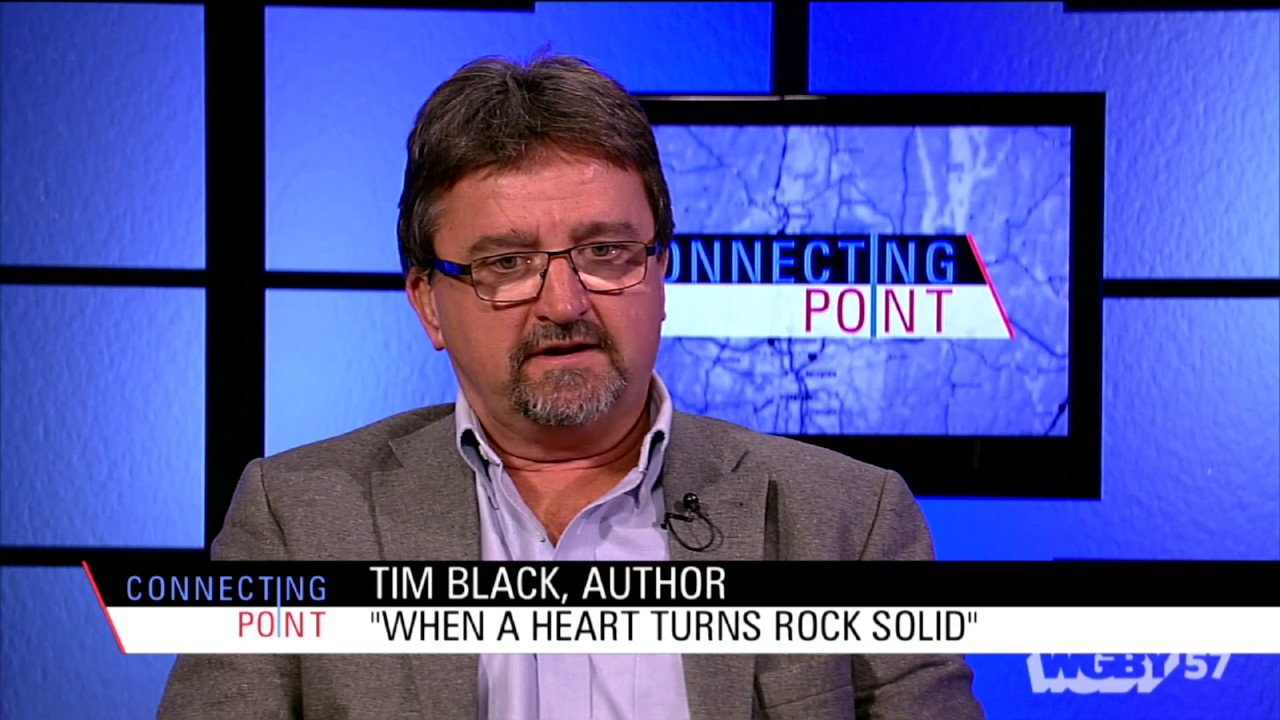 "University of Hartford Professor Tim Black discusses ""When a Heart Turns Rock Solid,"" his book about three Puerto Rican brothers growing up in Springfield."