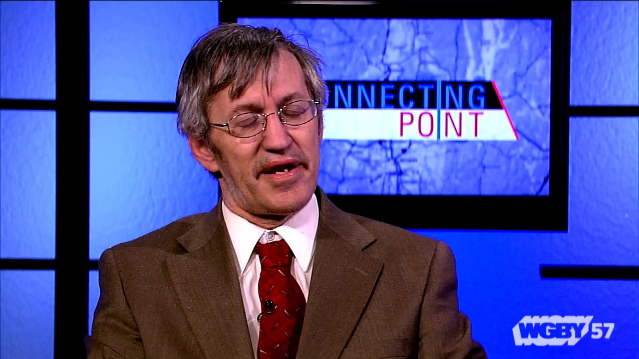 """Veteran MassLive and Springfield Republican's """"Viewpoint"""" columnist Ron Chimelis joins Jim Madigan to reflect upon and discuss issues in the news."""