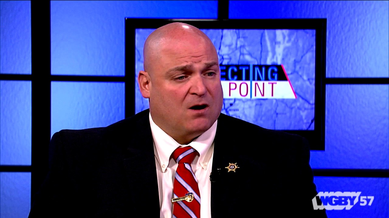 Hampden County Sheriff Nick Cocchi, who takes over after the retirement of Michael Ashe, talks about his priorities as sheriff and criminal justice reform.
