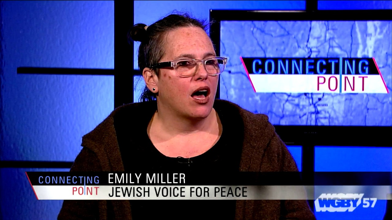 Emily Miller and Joe Levine of Jewish Voice for Peace discuss their organizations efforts to battle racism, anti-Semitism, and Islamophobia.