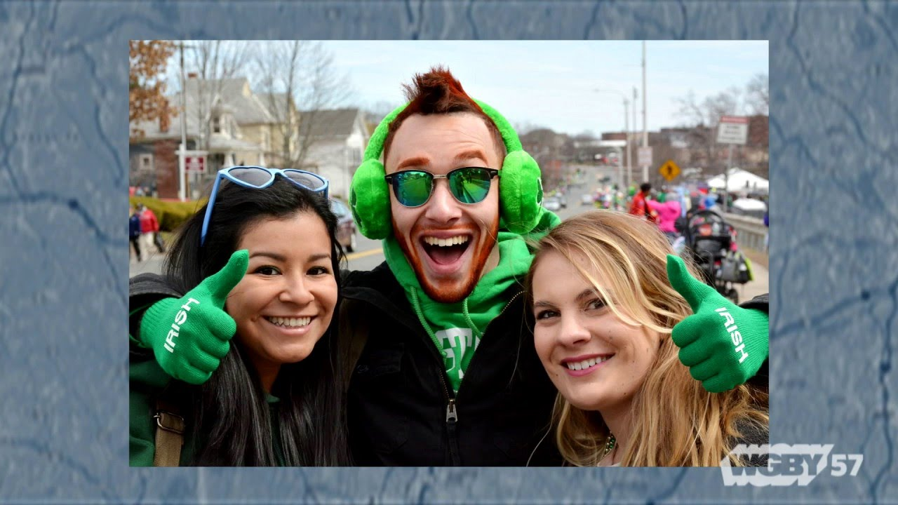 Through the Lens with the Republican Photographers: St. Patrick's Parade
