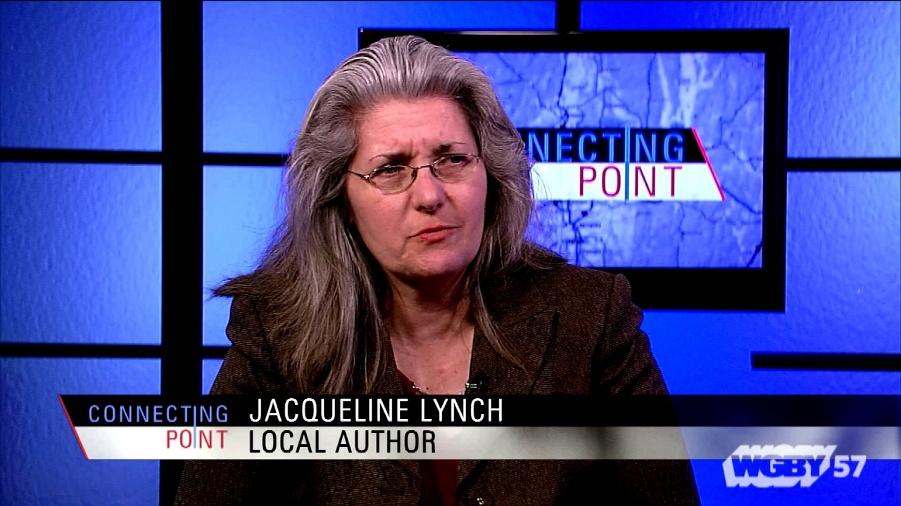 """Author Jacqueline Lynch discusses her new book """"Comedy and Tragedy on the Mountain: 70 Years of Summer Theater on Mt. Tom."""""""