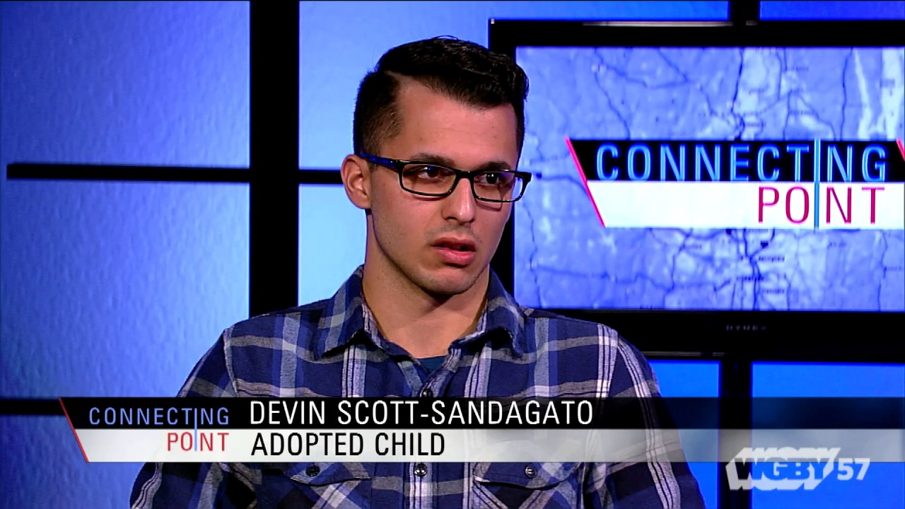 Massachusetts Adoptive Resource Exchange Joseph Sandagato discusses adopting older children. Sandagato is joined by his so Devin, who was adopted at 15.