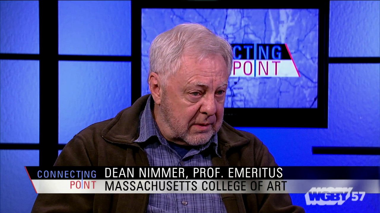 Correspondent Carolee McGrath sits down with artist and arts educator Dean Himmer to discuss his art and his work with art therapy.