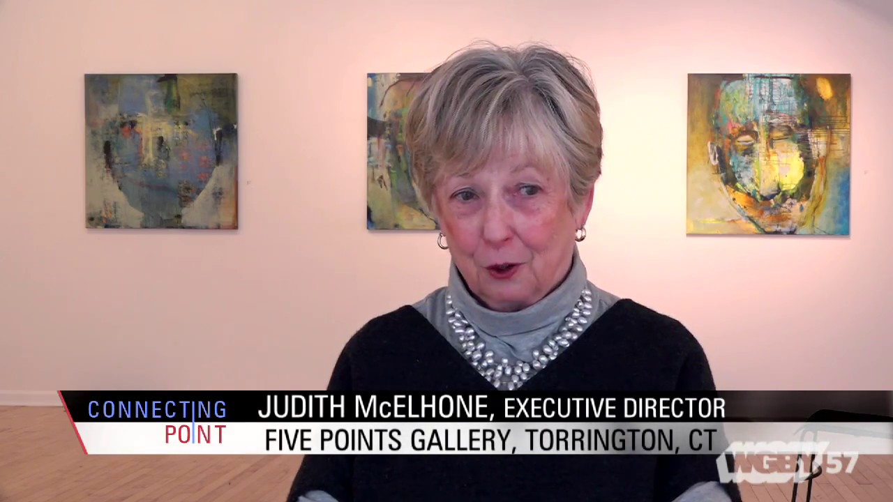Five Points Gallery in Torrington, CT is a non-profit contemporary art gallery showcasing professional regional, national, and international visual artists.