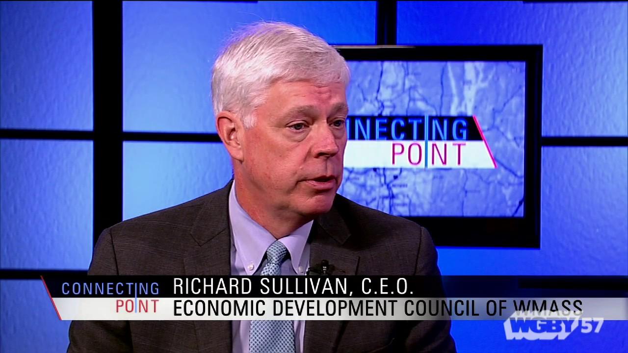 Western Massachusetts Economic Development Council's Rick Sullivan discusses the popularity of city-sponsored solar farms in Western Massachusetts.