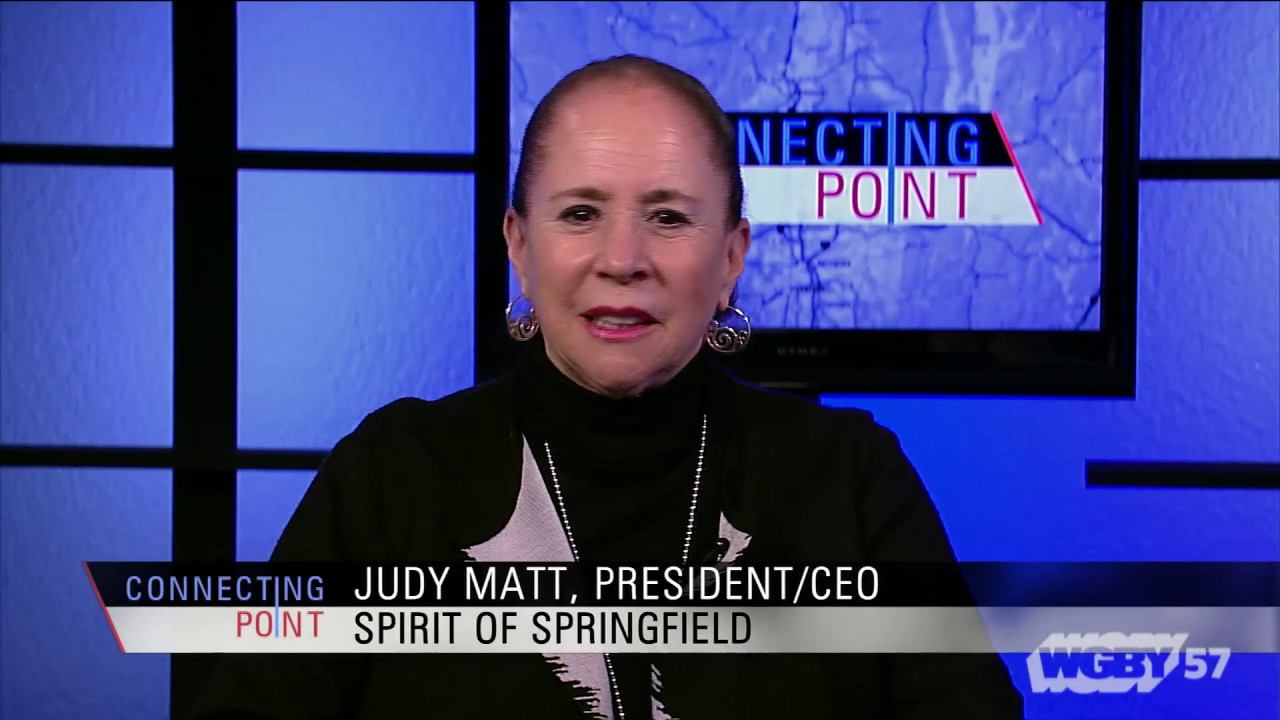 Spirit of Springfield's Judy Matt previews the Annual Springfield Pancake Breakfast, taking place on Main Street on Saturday, May 13, 2017.